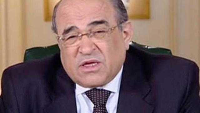 مصطفى الفقي: إعلان القاهرة بشأن الأزمة الليبية عقلاني
