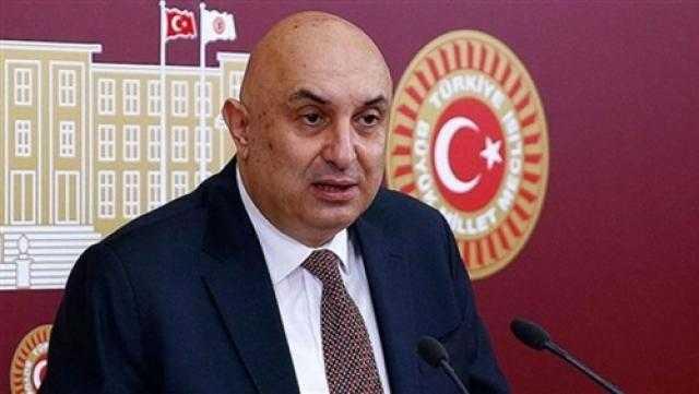 برلماني تركي: العدالة والتنمية يدعم الإرهاب