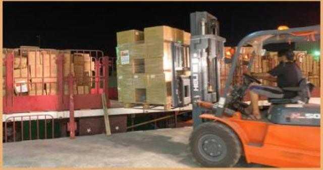عمان تقدم مساعدات طبية لـ اليمن لمواجهة كورونا