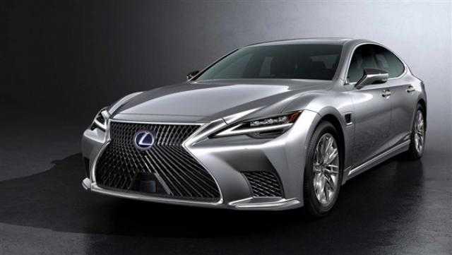 لكزس تكشف عن سيارتها الجديدة LS 2021