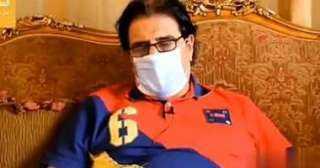 بعد تعافيه من كورونا .. النائب فؤاد أباظة: أنا بخير
