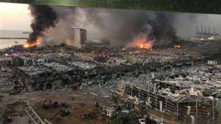 تدشين موقع لمتابعة تفاصيل ضحايا انفجار بيروت
