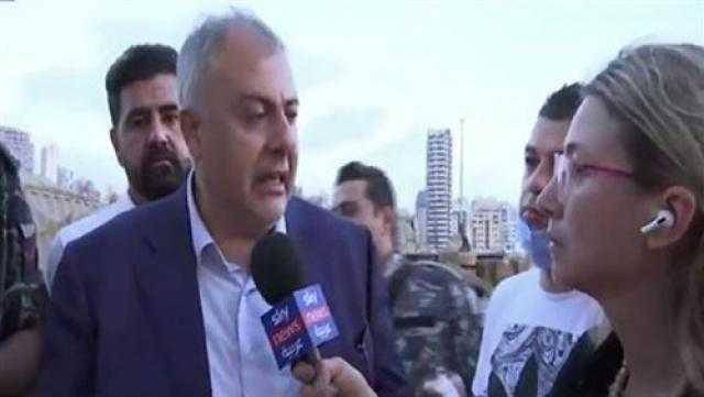 محافظ بيروت: من الصعب حصر ضحايا انفجار المرفأ