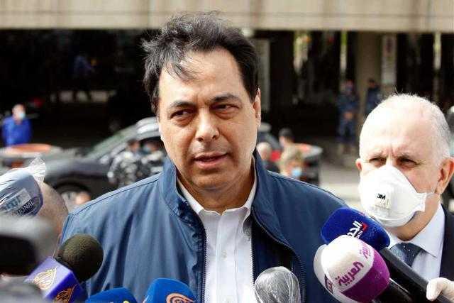منظومة الفساد أكبر من الدولة.. حسان دياب يعلن استقالة الحكومة اللبنانية
