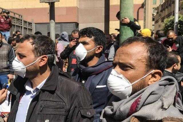 السفارة الأمريكية في القاهرة تهدي مصر 250 جهاز تنفس اصطناعي
