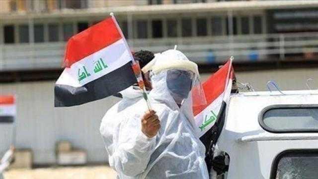 العراق: 3396 إصابة جديدة بكورونا