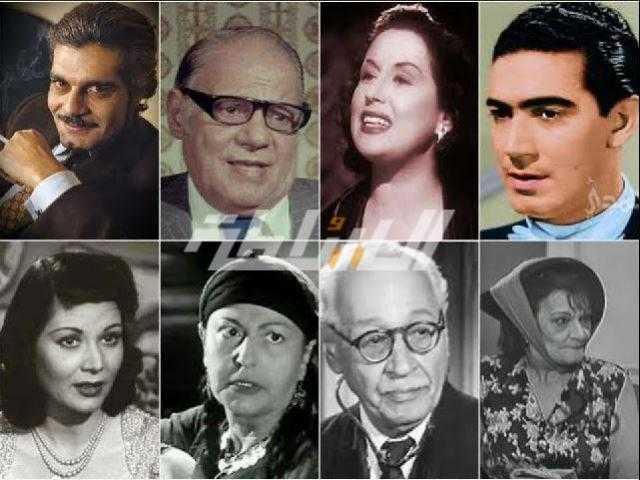 عشقوا مصر ورفضوا اسرائيل.. بالصور قصص الحب والكفاح للممثلين اليهود المصريين