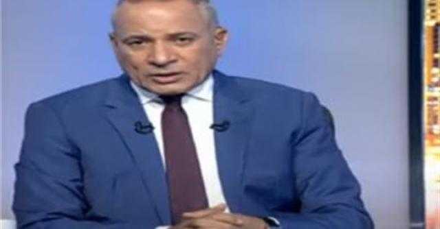 أحمد موسى يشيد بإقبال الناخبين على لجان انتخابات الشيوخ
