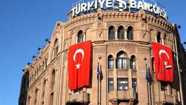 البنك المركزى التركي يسجل عجزا قدره 93.2 مليار دولار
