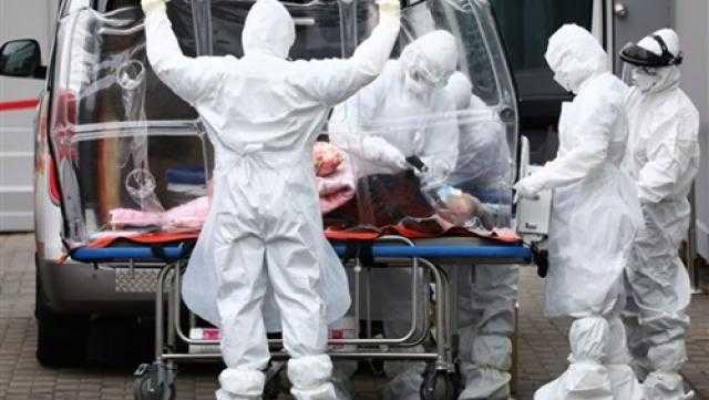 أمريكا: إصابات كورونا ترتفع بنسبة 1.1 % خلال 24 ساعة