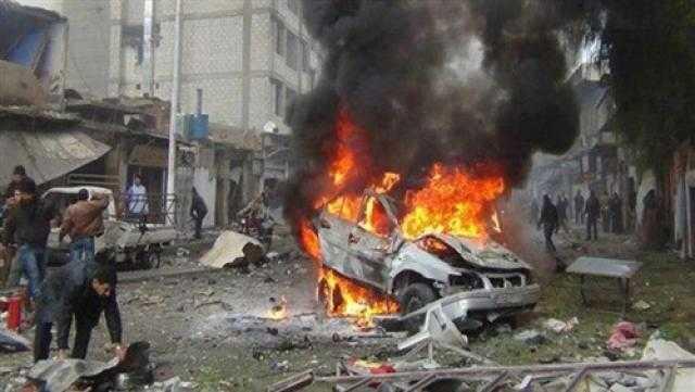 العراق: انفجار يستهدف رتلًا لشركات متعاقدة مع التحالف الدولي