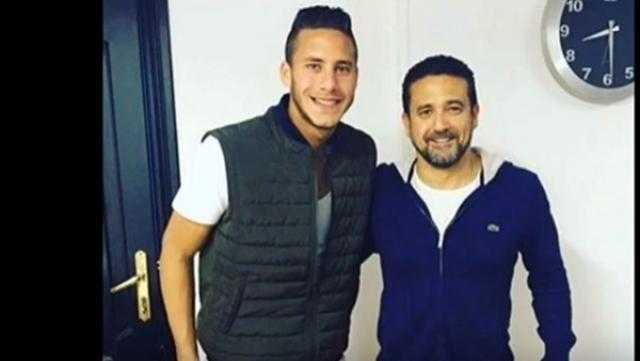 نادر شوقي يعلن إنهاء عقد الوكالة مع رمضان صبحي