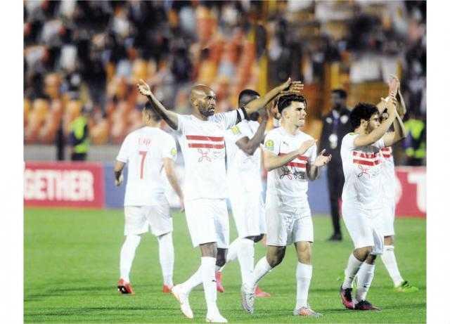 تشكيل الزمالك لمواجهة مصر المقاصة في الدوري
