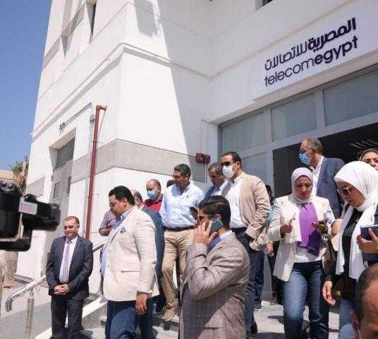 رئيس المصرية للاتصالات: مستمرون في تنفيذ خطط تطوير البنية التحتية