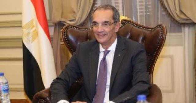 وزير الاتصالات يستهدف زيادة سرعة الإنترنت خلال الشهور المقبلة