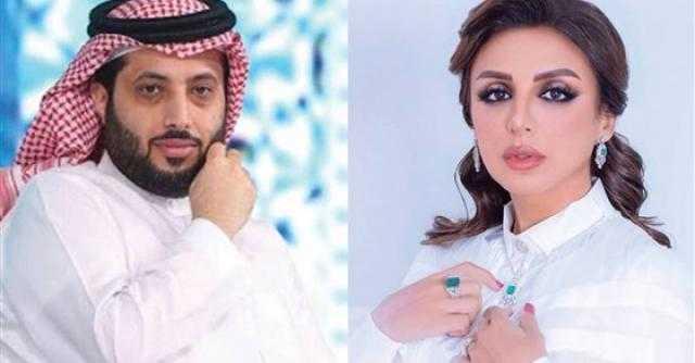 أنغام تعلن عن مفاجأة مع تركى آل الشيخ (تفاصيل )