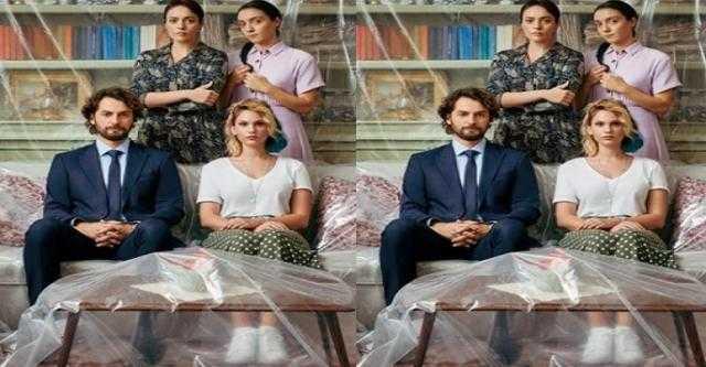 شاهد.. الحلقة 3 من مسلسل شقة الابرياء قصة عشق