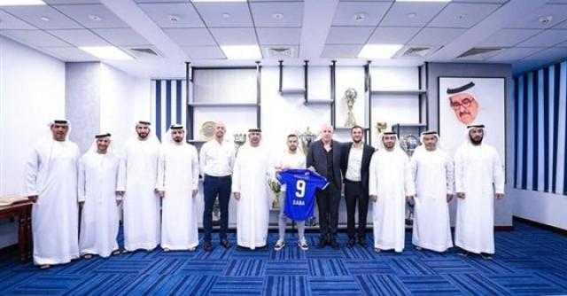 رسميا.. النصر الإماراتي يتعاقد مع اللاعب الإسرائيلي ضياء سبع