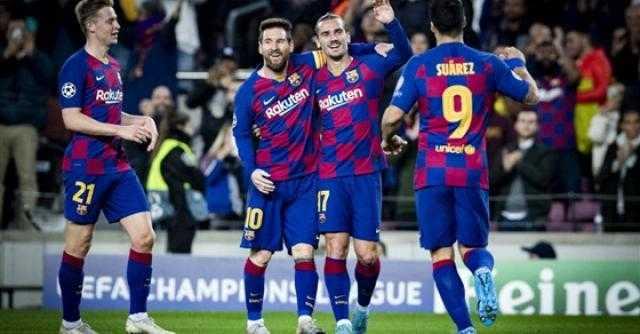 برشلونة يضرب فياريال برباعية في الدوري الإسباني