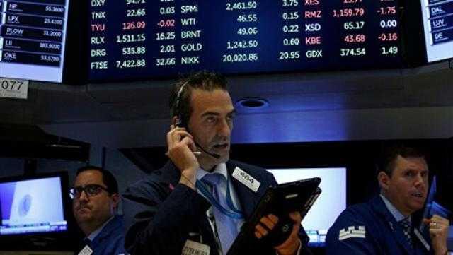 ارتفاع مؤشرات البورصة الأمريكية بعد خسائر دامت 4 أسابيع