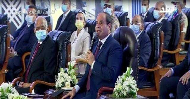 الرئيس السيسى يوجه بتطوير منظومة المخابز