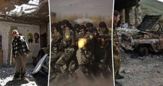 وزارة الدفاع الأرمينية تعلن التصدى لهجوم أذربيجانى وتدمير 22 دبابة و10 عربات مصفحة