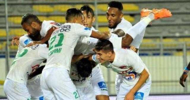 منافس الزمالك.. الرجاء صفر كورونا قبل مواجهته المقبلة في الدوري المغربي