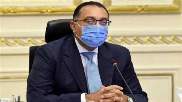 رئيس الوزراء يتفقد إنشاء مستشفى الطوارئ في جامعة كفر الشيخ