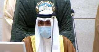لحظة أداء الشيخ نواف الأحمد اليمين الدستورية أميرا للكويت (فيديو)