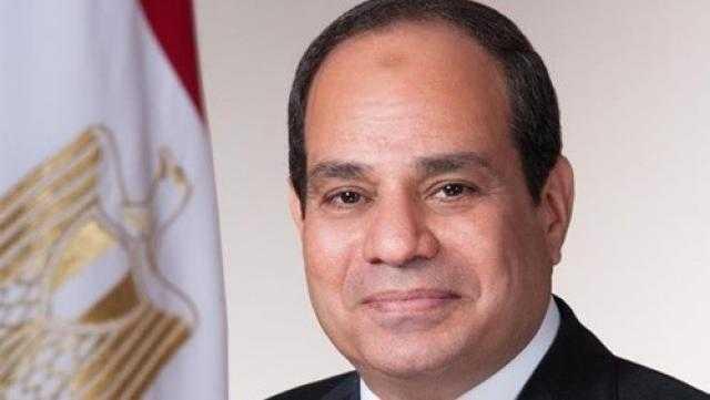 السيسي يقرر نقل 9 مستشارين إلى وظائف غير قضائية
