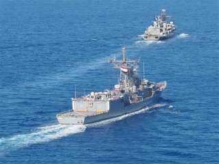 سادة البحار .. القوات المسلحة تنشر فيديو للقوات البحرية احتفالا بعيدها الـ 53