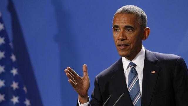 أوباما: نحن أقوياء وسنتخطى ما حدث في السنوات الماضية