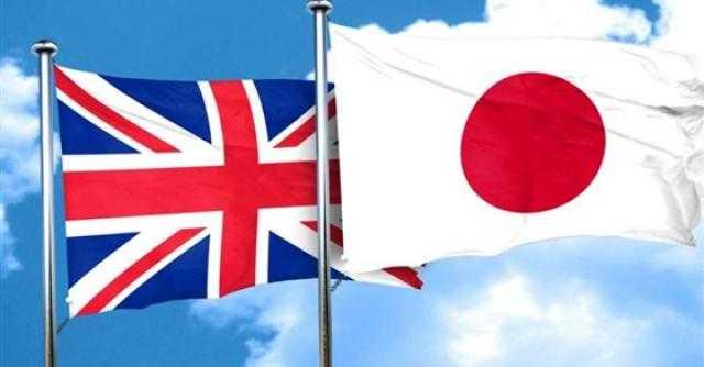 بريطانيا توقع أول اتفاق تجاري كبير بعد الانفصال مع اليابان
