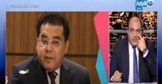 فيديو.. انفراد جديد لـ محمد الباز من داخل مكتب الإخواني الهارب أيمن نور