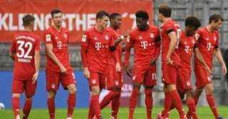 بخماسية .. بايرن ميونخ يكتسح فرانكفورت في الدوري الألماني (فيديو)