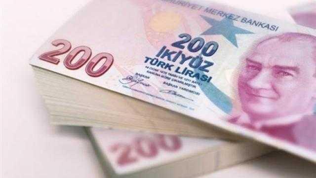 الليرة التركية تسجل أدنى مستوياتها على الإطلاق
