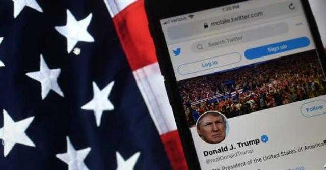 تويتر يحجب تغريدة لـ الرئيس الأمريكي