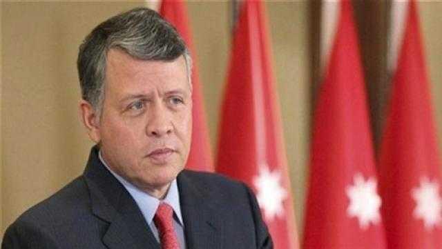 ملك الأردن يجتمع بوفد روسي من وزارتي الخارجية والدفاع