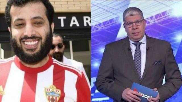 إعلامي شهير يكشف سر إلغاء حوار تركي آل الشيخ مع شوبير