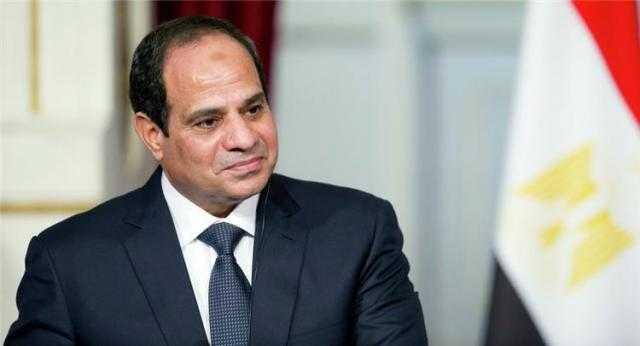 صديق عزيز.. برهم صالح: السيسي زعامة كبيرة