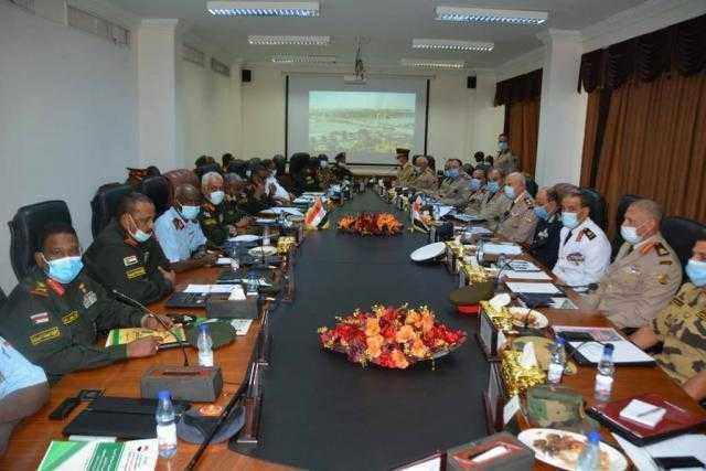 رئيس الأركان يجري مباحثات التعاون المشترك في الخرطوم