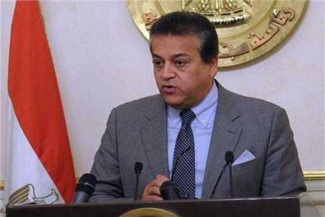 خالد عبد الغفار يكشف شروط الالتحاق بجامعة الملك سلمان