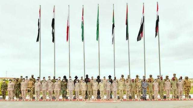 التدريبات العسكرية المشتركة سيف العرب الأبرز في صحف القاهرة