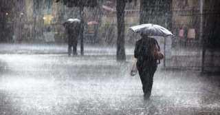 الأرصاد الجوية تحذر من الطقس: أمطار رعدية