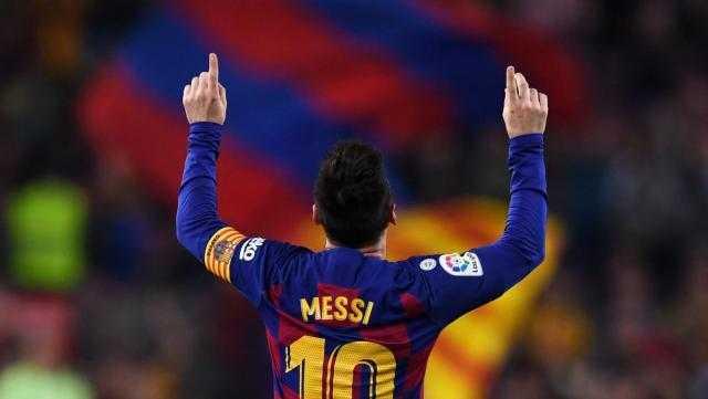 غياب ميسي.. برشلونة بالبدلاء أمام دينامو كييف