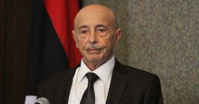عقيلة صالح: كل إقليم في بلادنا سيمثل بالمجلس الرئاسي الجديد