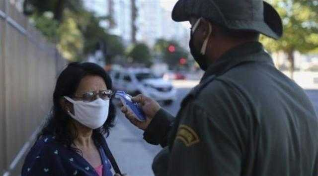عاجل.. البرازيل تسجل 31 ألف إصابة جديدة بفيروس كورونا