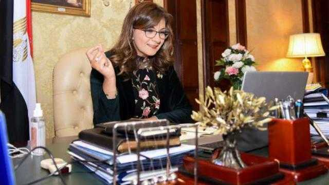 منها نقل خبرتهم الصناعية.. 8 رسائل من وزيرة الهجرة للمصريين في الخارج