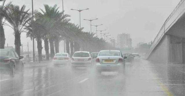 10 نصائح هامة للقيادة فى الطقس السيئ.. تعرف عليها
