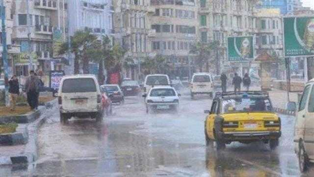 عاجل.. أمطار غزيرة على السواحل الشمالية والمحافظات